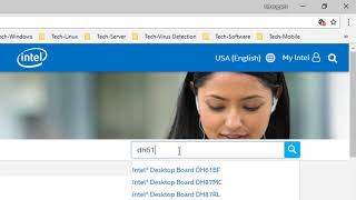 How to Find Intel Motherboard Model Number & Officially download Intel Motherboard Drivers