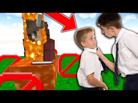 KID SENT ME TO TROLL HIS HIGHSCHOOL BULLY ON MINECRAFT