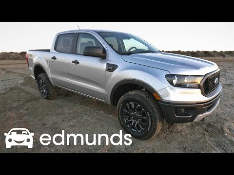 2019 Ford Ranger First Drive Review Ford Finally Builds a Midsize Pickup Edmunds
