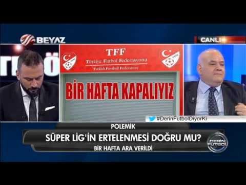 (..) Derin Futbol 6 Nisan 2015 Kısım 1/4 - Beyaz TV