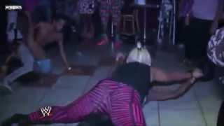 Jamaican Night Club Daggering  Vs WWE