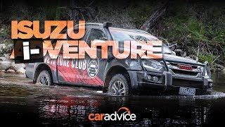 2018 Isuzu I-venture trip
