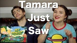 Hey Arnold!: The Jungle Movie - Tamara Just Saw
