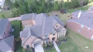 Darren's house