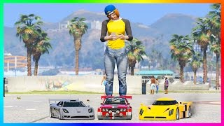 NEW GTA ONLINE DLC CONTENT & EVERYTHING YOU NEED TO KNOW ABOUT THE UPDATE COMING NEXT WEEK! (GTA 5)