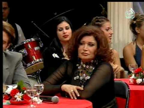 Egyptian bellydancer Najwa Fouad رقص شرقي نجوي فؤاد