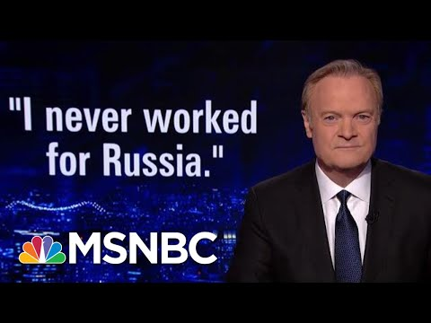 President Donald Trump's Historic Russia Denial Will Follow Him Forever The Last Word MSNBC