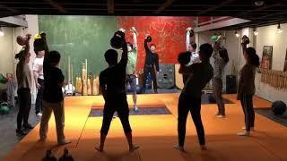 케틀벨 스포츠 동호회 : 저크 훈련