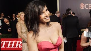Padma Lakshmi ('Top Chef') on Her Favorite Pre-Show Food & Hollywood Reboots | Emmys 2017