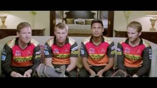 DTDC SUNRISERS ভারতের বিজ্ঞাপনে মুস্তাফিজ। tv ad of mustafiz