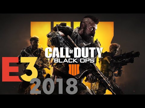 Xxx Mp4 Das Neue Call Of Duty Black Ops 4 Angespielt 🎮 E3 2018 3gp Sex