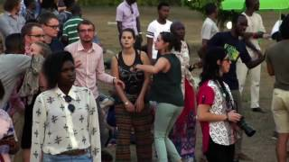 Baje Africa By Strong Voice Band Kigali Up Fest(Rwandan Reggae Family Band)
