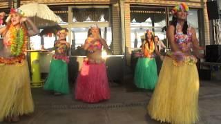 "Philippine "" Hawaiian Dance "" Girls /  ASIA FUNKY NIGHT 2012"