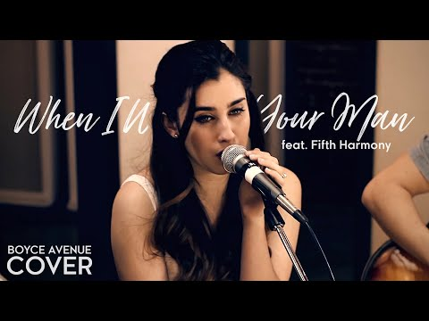 When I Was Your Man Bruno Mars Boyce Avenue Feat Fifth Harmony Cover On Spotify Apple