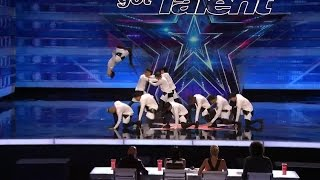 America's Got Talent 2015 S10E04 The Squad Hip Hop Dance Troupe