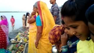 Chhath puja dogla CNS Chandan