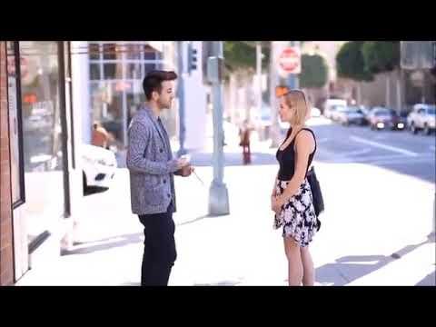 Best kissing Prank ever | Very Romantic prank