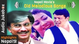 Old Nepali Movie Melodious Song Collection Audio Juke Box