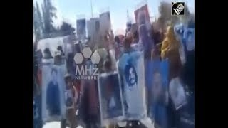 Pakistan News - Massive anti Pakistan protests held across Balochistan