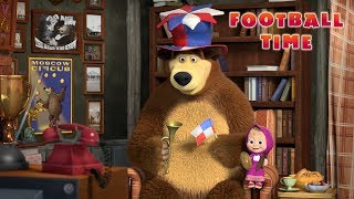 Masha and The Bear - Football Time