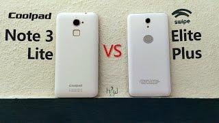 Swipe Elite Plus VS Coolpad Note 3 Lite -  Best buy?  | HOWISIT