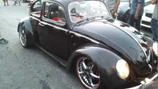 Old School VW Beetle with Porsche 914 engine
