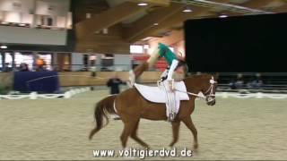 Kasja Rimskog (SWE) - CVI2-J Female - 11 - CVI Ermelo 2016