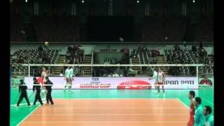 Poland vs Iran - FIVB Men's Volleyball World Cup 2011