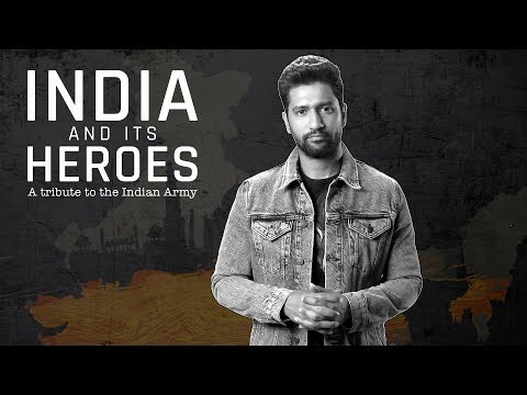 Xxx Mp4 MensXP India And Its Heroes A Tribute To The Indian Army Ft Vicky Kaushal 3gp Sex
