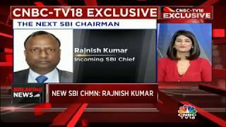 Rajnish Kumar: The New SBI Chairman | CNBC TV18