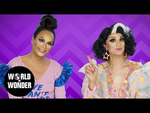 FASHION PHOTO RUVIEW Drag Race Thailand with Raja and Manila Luzon