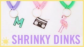 DIY   Magic Shrinking Charms!