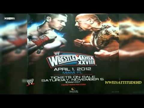 Xxx Mp4 2012 WWE WrestleMania 28 Official Theme Song 3gp 3gp Sex