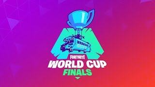 Fortnite World Cup Finals - The Field