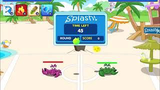 Splash Power Up Mode Fantage music