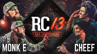 Rap Contenders 13 : Cheef vs Monk.E