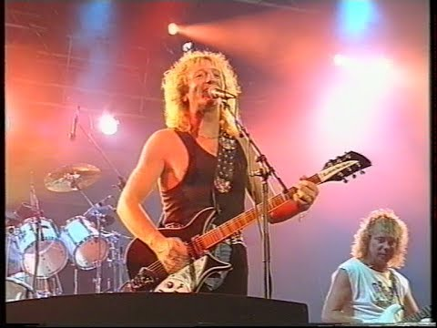 Smokie Summer Of 69 Live 1992