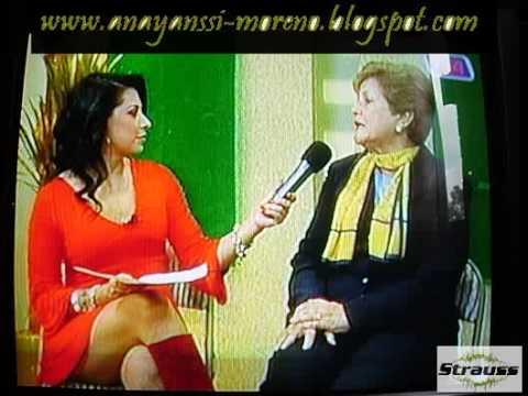 Anayanssi Moreno en Mini Vestido Rojo