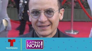 Latinx Now! | Fonseca feliz por dos éxitos especiales en su vida | Telemundo