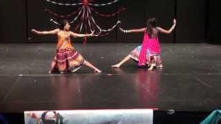 Bollywood dance- Radha Nachegi, 1234 get on the dance floor & Lonom Thumakda