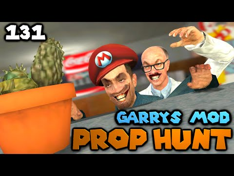 Xxx Mp4 My Friends Are Stupid Prop Hunt Episode 131 3gp Sex