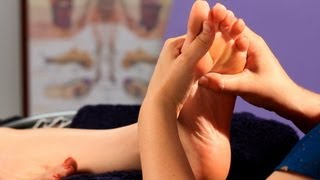 How to Work the Foot Arch | Reflexology