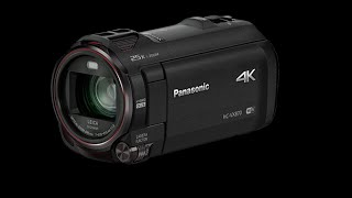 Panasonic HC VX870 Camcorder Review
