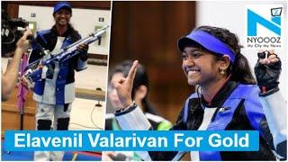 Shooting Star: Valarivan Clinch Gold in ISSF Junior World Cup | NYOOOZ TV