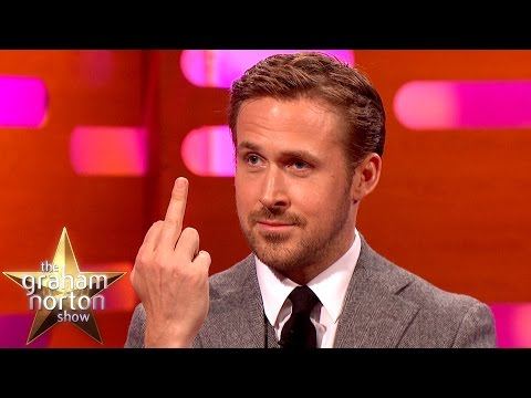 Ryan Gosling Doesn't Want to Watch His Dancing Videos The Graham Norton Show