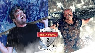 Tamizh Padam 2 Pre Review | Shiva | Iswarya Menon | CS Amudhan