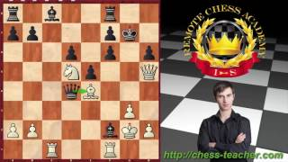 Magnus Carlsen's Immortal Chess Game