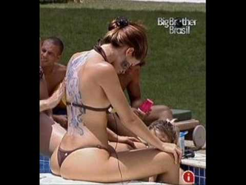 Big Brother Brasil 10 A rabuda da Claudia