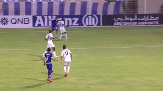 Hassan Beit Saeid puts Esteghlal Khouzestan in front against Al Hilal!