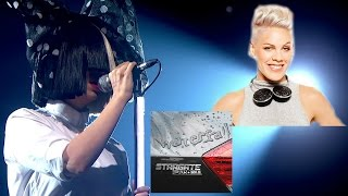 P!nk and Sia explain how